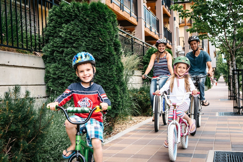 Bicycling, Summerland Waterfront Resort & Spa