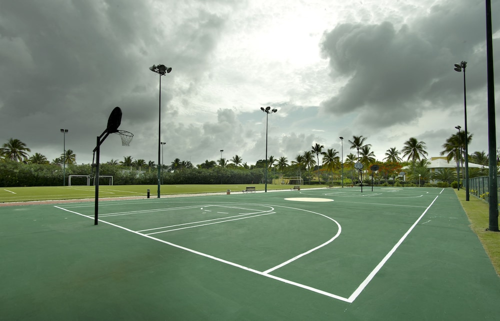 Basketball Court, Grand Palladium Punta Cana Resort & Spa - All Inclusive