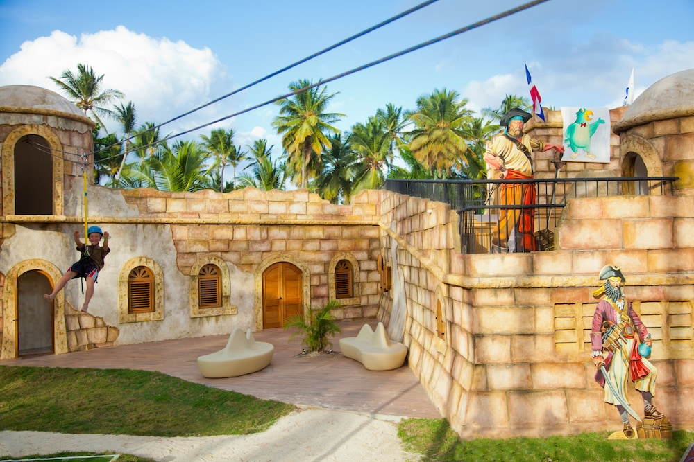 Children's Play Area - Outdoor, Grand Palladium Punta Cana Resort & Spa - All Inclusive