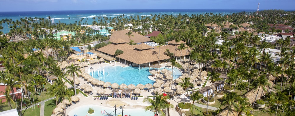 Aerial View, Grand Palladium Punta Cana Resort & Spa - All Inclusive