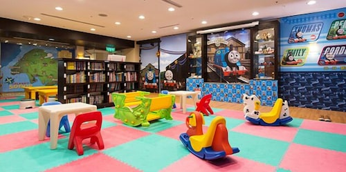 Children's Play Area - Indoor, Janfusun Resort Hotel