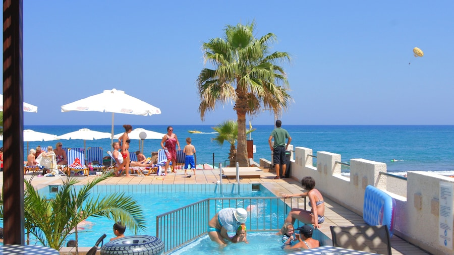Seafront Beach Hotel Apartments
