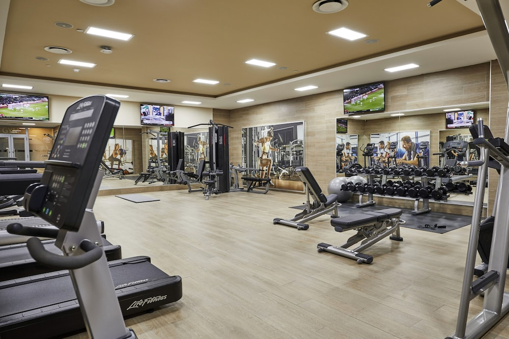 Gym, Riu Palace Riviera Maya All Inclusive