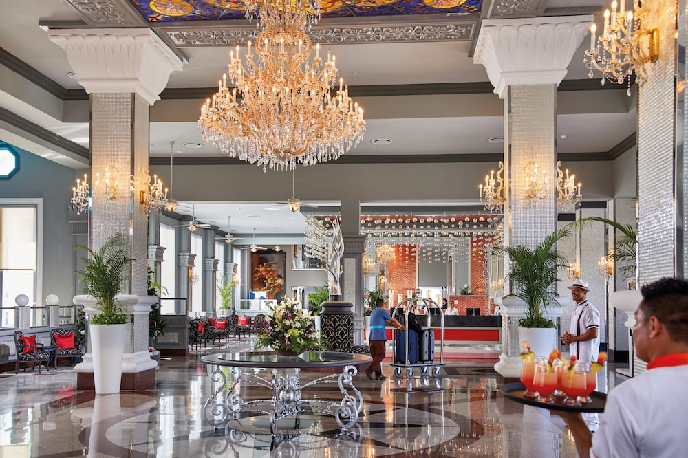 Lobby, Riu Palace Riviera Maya All Inclusive