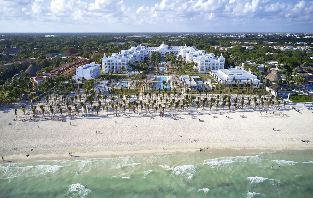 Aerial View, Riu Palace Riviera Maya All Inclusive