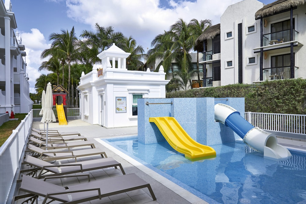 Children's Play Area - Outdoor, Riu Palace Riviera Maya All Inclusive
