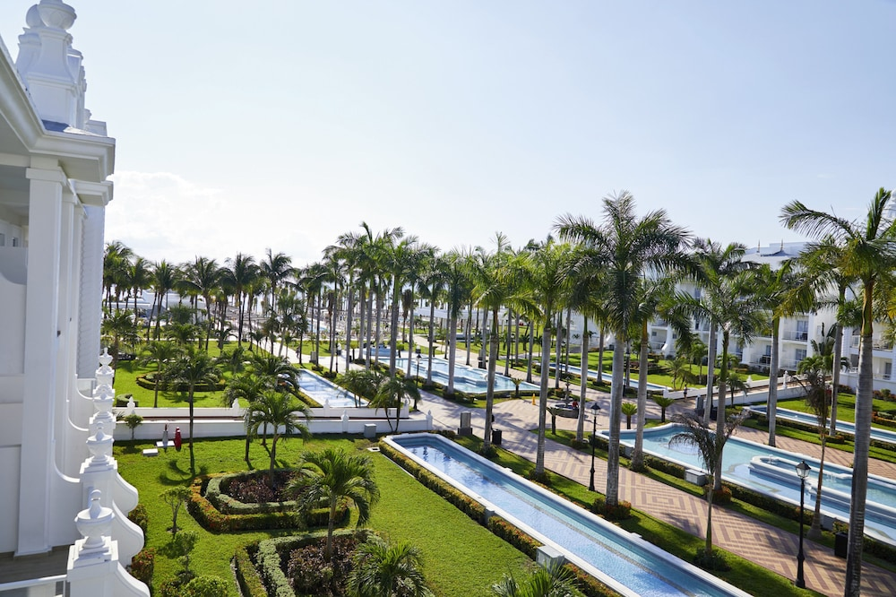 Garden, Riu Palace Riviera Maya All Inclusive