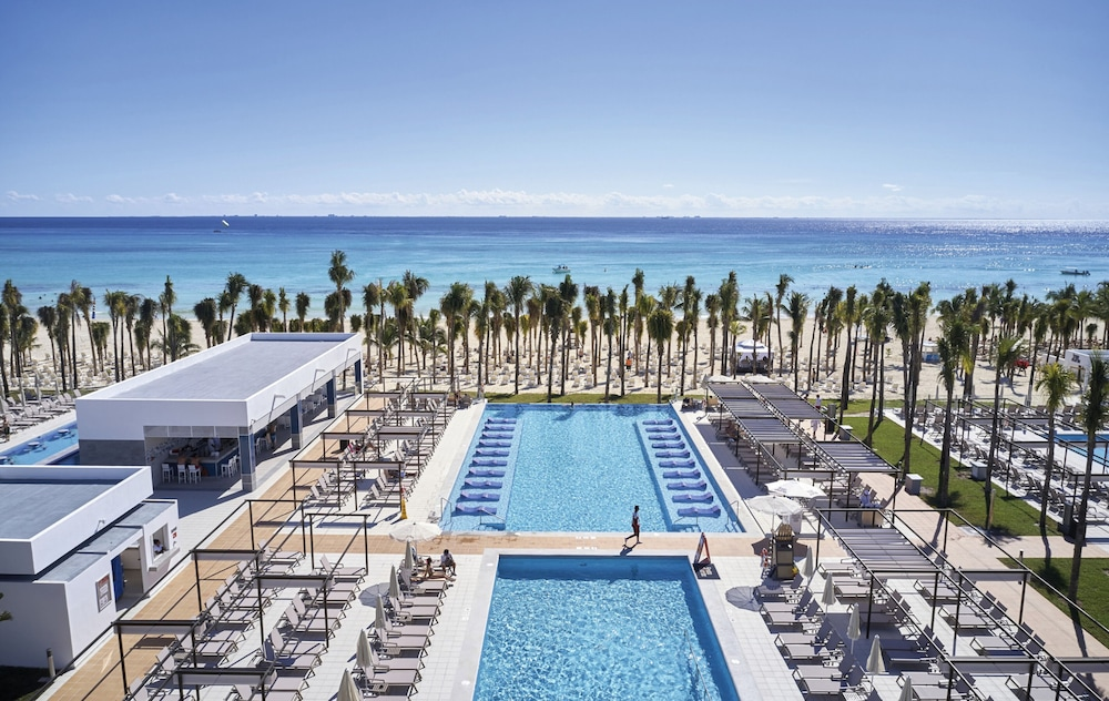Pool, Riu Palace Riviera Maya All Inclusive