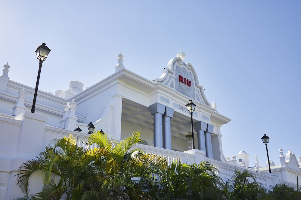 Front of Property, Riu Palace Riviera Maya All Inclusive