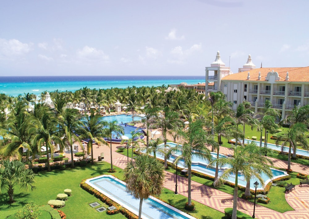 Riu Palace Riviera Maya All Inclusive In Playa Del Carmen Hotel Rates Reviews On Orbitz