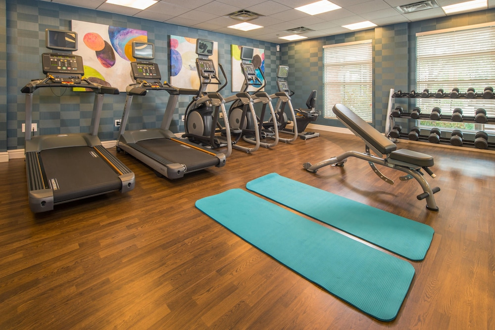 Fitness Facility, Residence Inn by Marriott Dulles Airport At Dulles 28 Centre