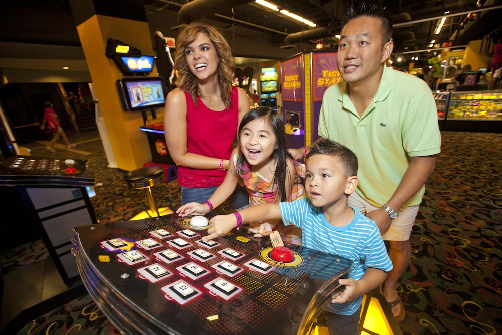 Arcade, Great Wolf Lodge Pocono Mountains, PA