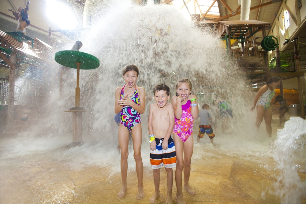 Water Park, Great Wolf Lodge Pocono Mountains, PA