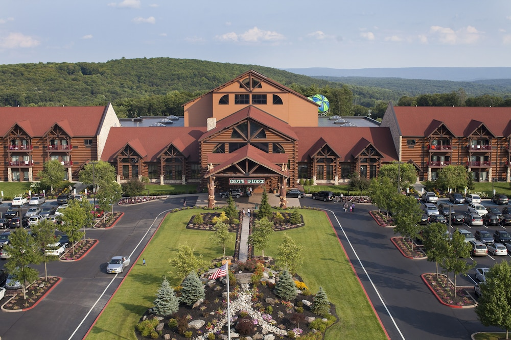 Exterior, Great Wolf Lodge Pocono Mountains, PA