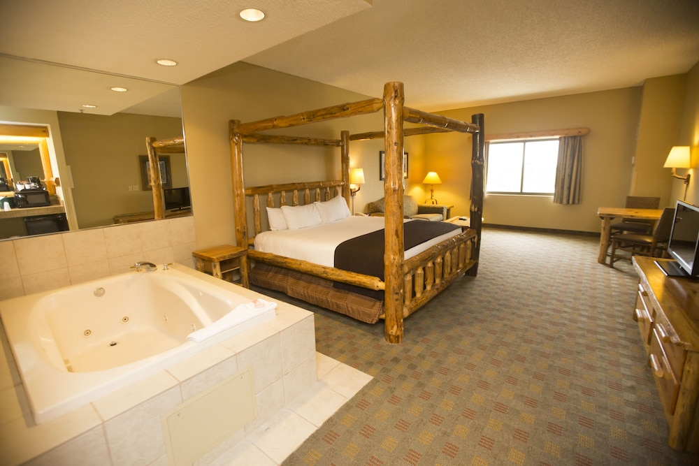 Deep Soaking Bathtub, Great Wolf Lodge Pocono Mountains, PA