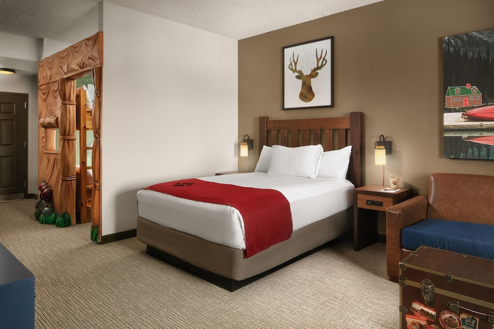 Room, Great Wolf Lodge Pocono Mountains, PA