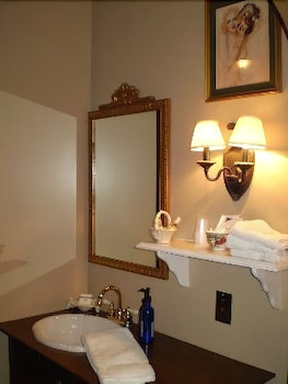 Bathroom Sink, Jackson House B&B