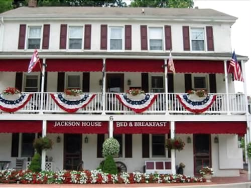 Featured Image, Jackson House B&B