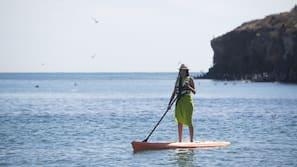 Beach nearby, snorkeling, beach bar, kayaking