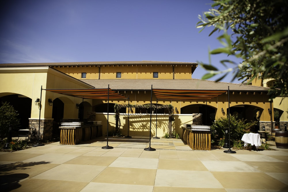 Exterior, The Meritage Resort and Spa