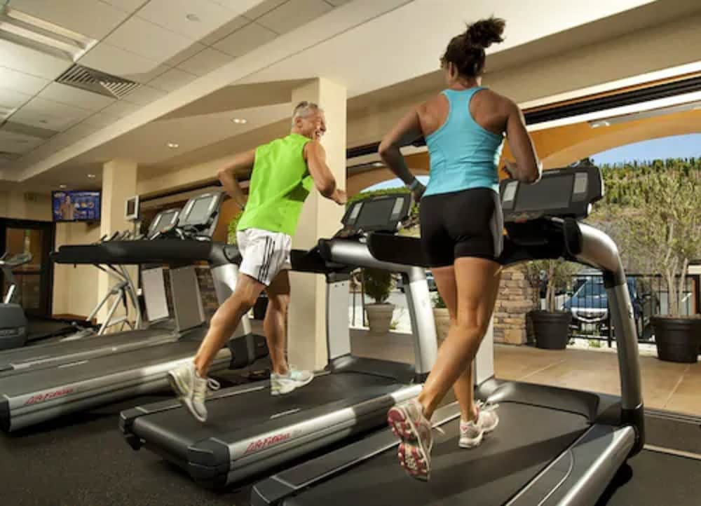 Fitness Facility, The Meritage Resort and Spa