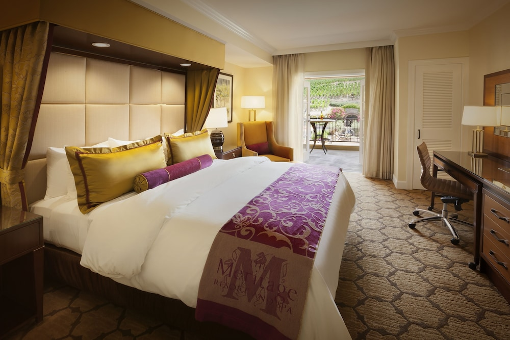 Room, The Meritage Resort and Spa