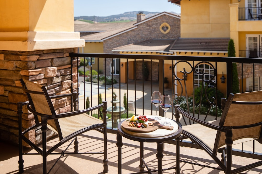 Terrace/Patio, The Meritage Resort and Spa