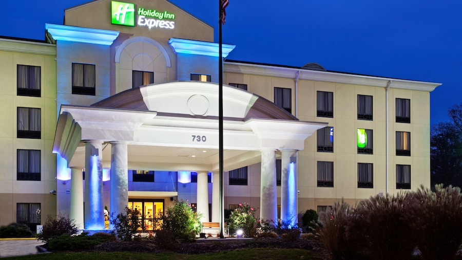 Holiday Inn Express Knoxville-Strawberry Plains, an IHG Hotel