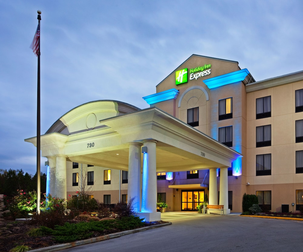 Holiday Inn Express Knoxville-Strawberry Plains: 2019 Room