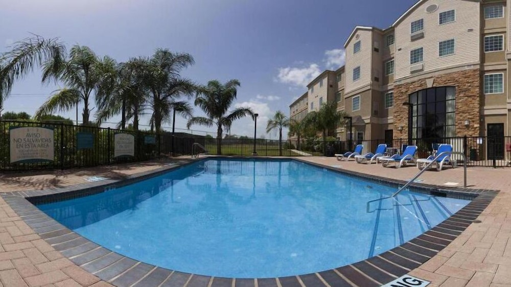 Outdoor Pool, Staybridge Suites Brownsville, an IHG Hotel
