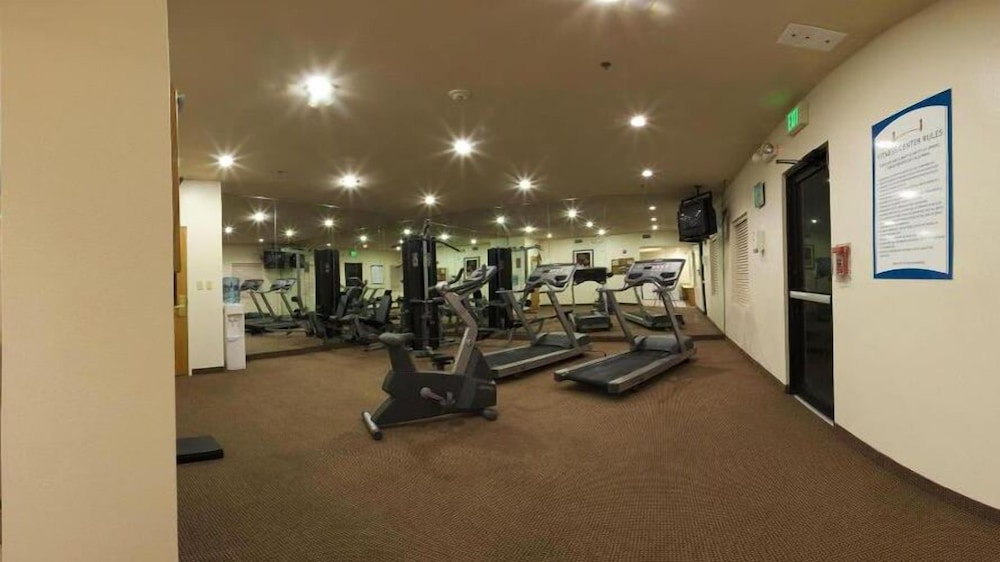 Fitness Facility, Staybridge Suites Brownsville, an IHG Hotel