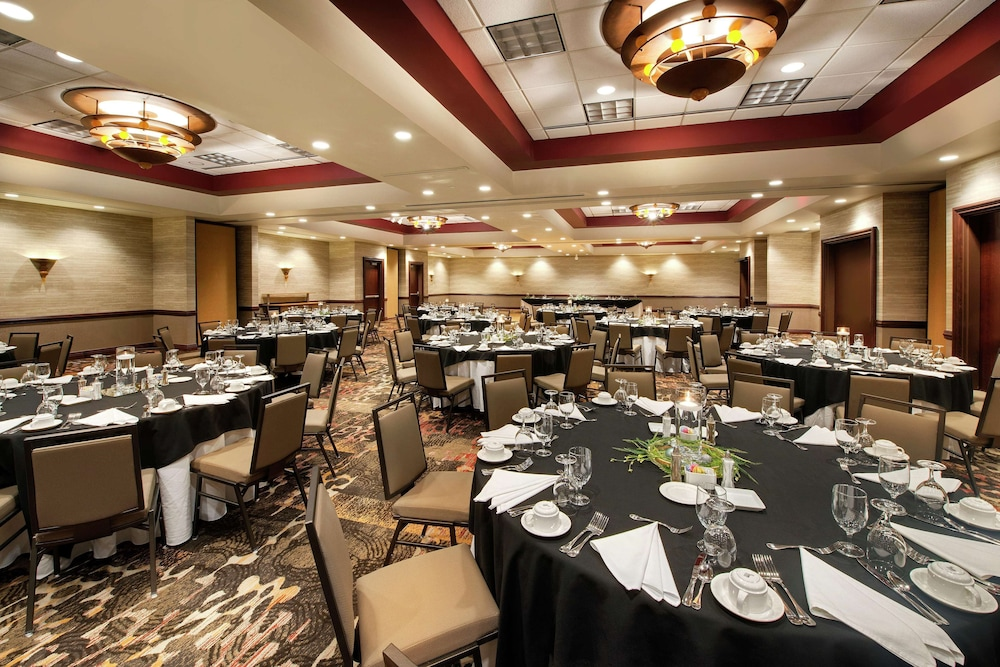 Ballroom, Embassy Suites by Hilton Huntsville Hotel & Spa