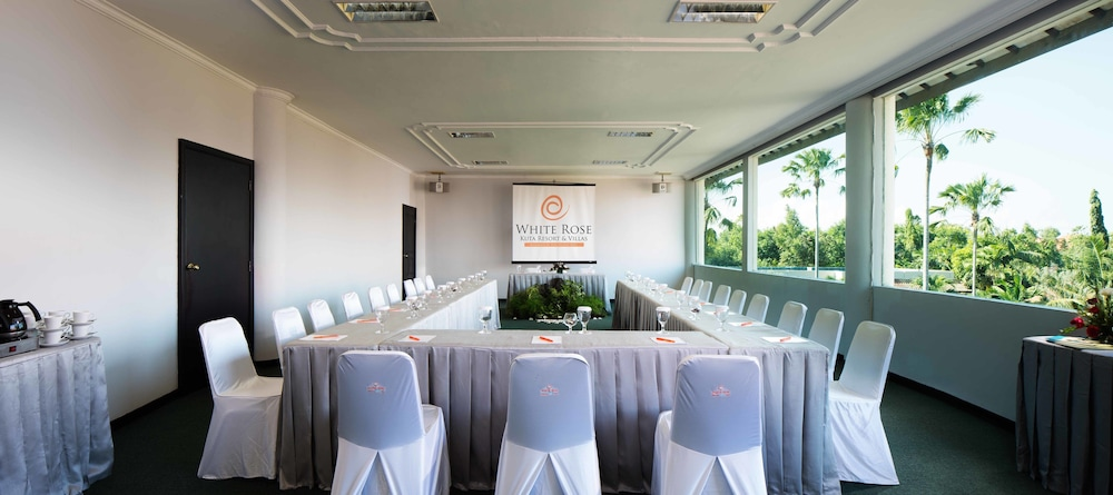 Meeting Facility, White Rose Kuta Resort, Villas & Spa