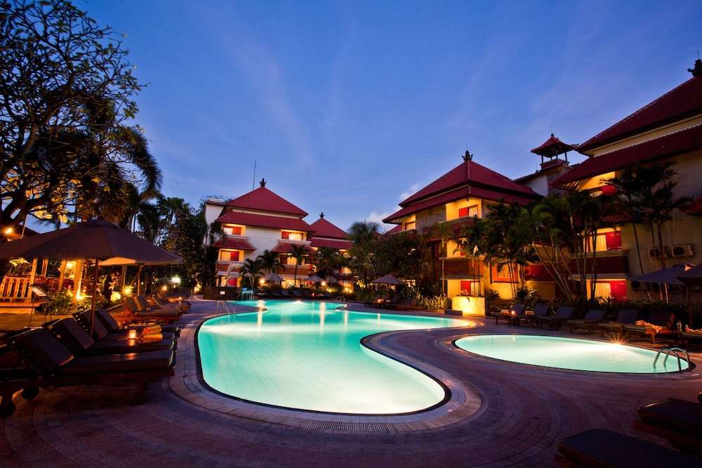 Pool, White Rose Kuta Resort, Villas & Spa