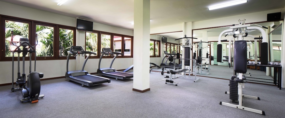 Gym, White Rose Kuta Resort, Villas & Spa