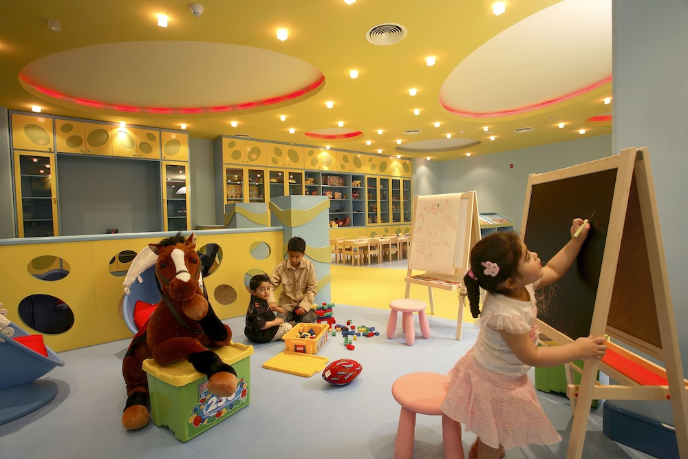 Children's Area, Al Areen Palace And Spa By Accor
