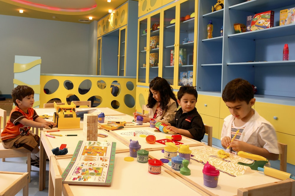 Children's Play Area - Indoor, Al Areen Palace And Spa By Accor