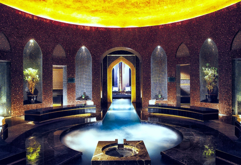 Indoor Spa Tub, Al Areen Palace And Spa By Accor