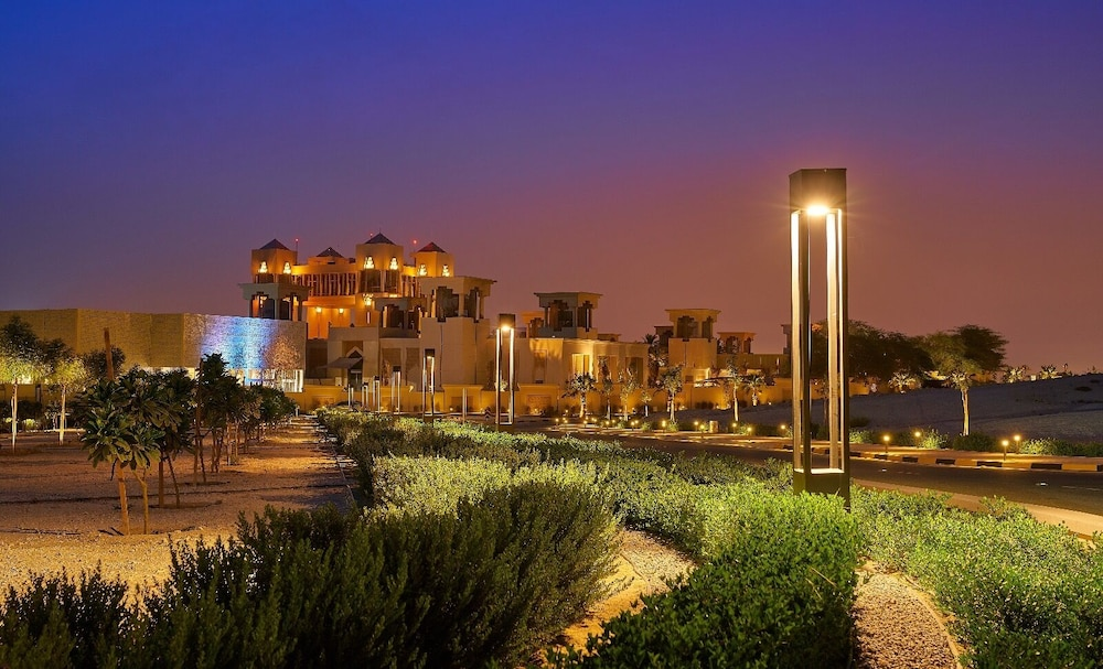 Front of Property - Evening/Night, Al Areen Palace And Spa By Accor