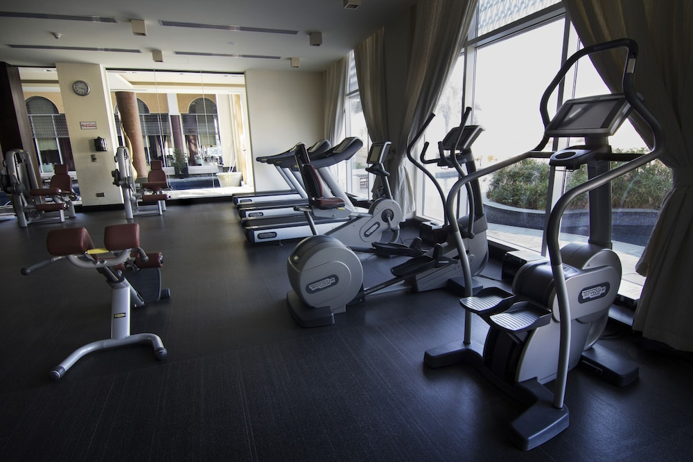 Gym, Al Areen Palace And Spa By Accor