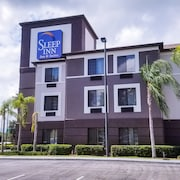 Sleep Inn And Suites Lakeland