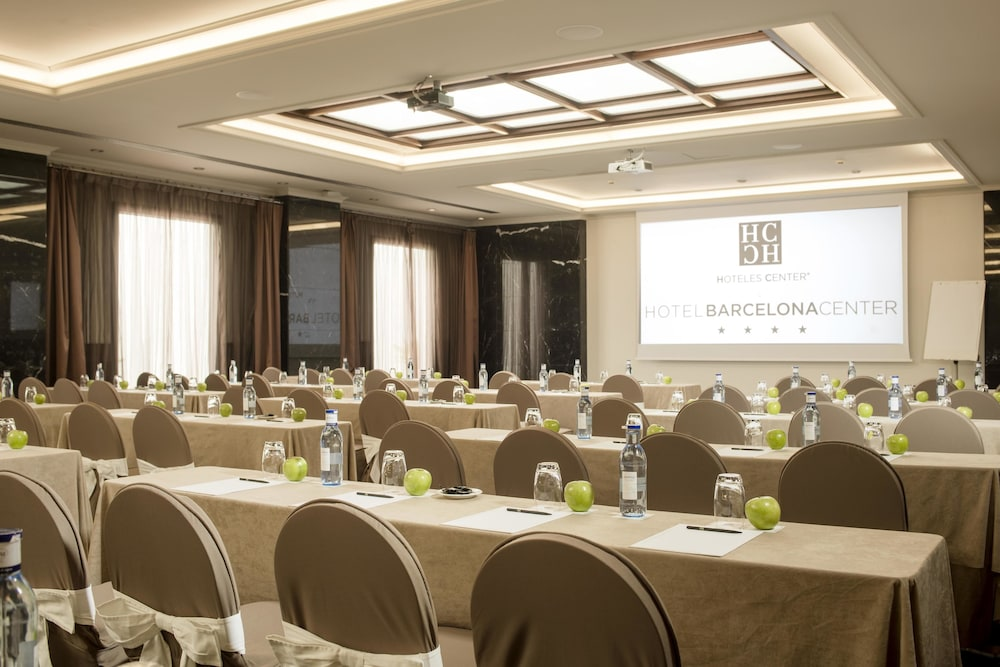 Meeting Facility, Hotel Barcelona Center