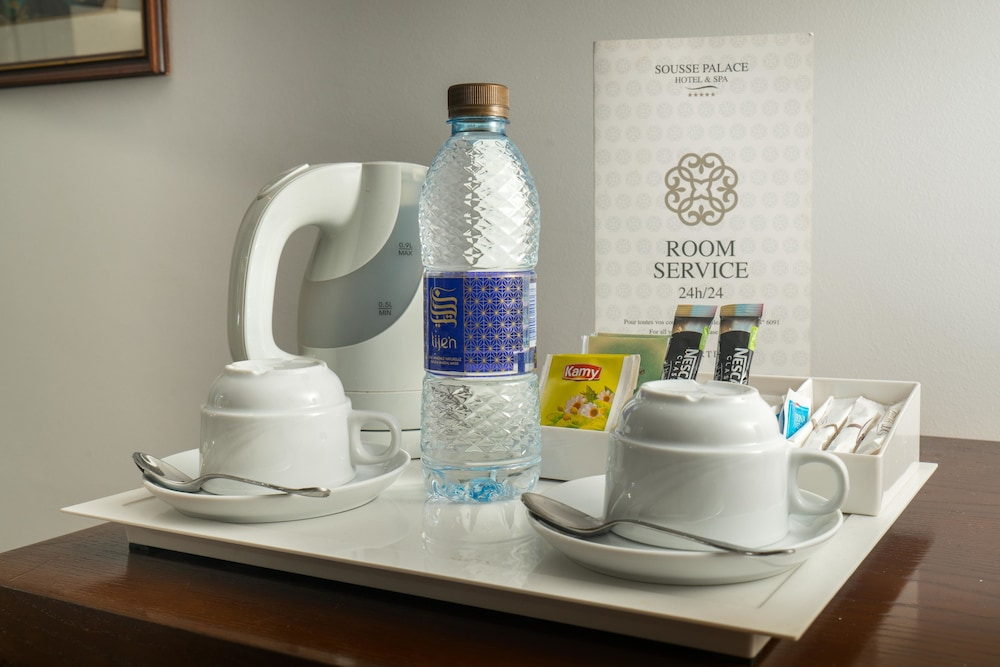 Coffee and/or Coffee Maker, Sousse Palace Hotel & Spa