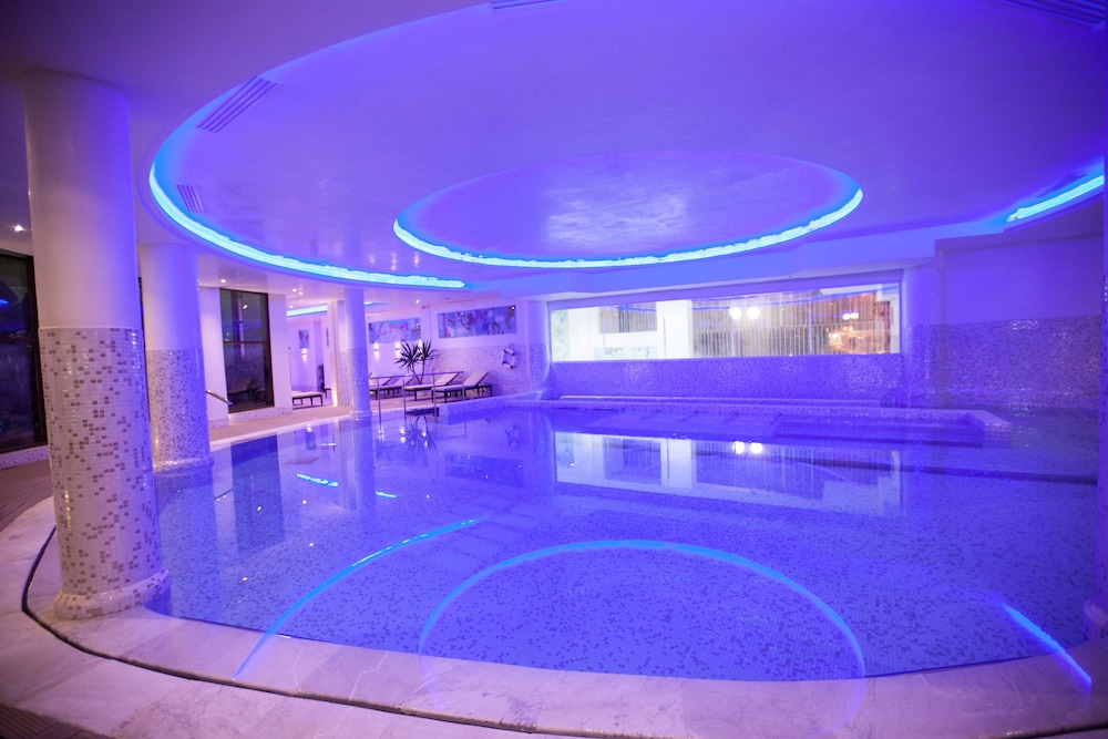 Indoor Pool, Sousse Palace Hotel & Spa