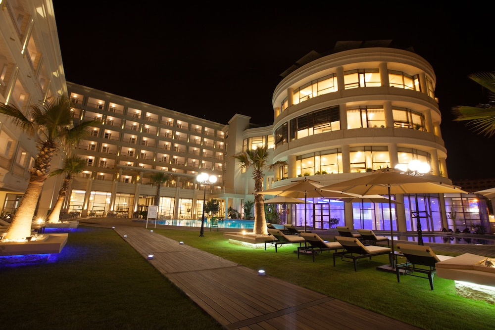 Front of Property - Evening/Night, Sousse Palace Hotel & Spa