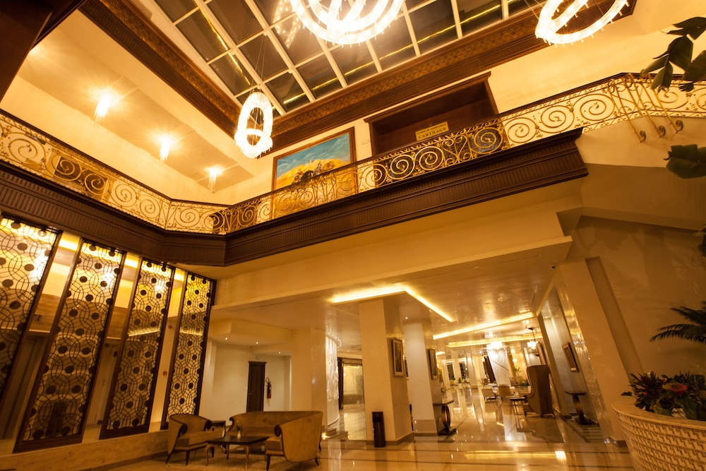 Interior Entrance, Sousse Palace Hotel & Spa