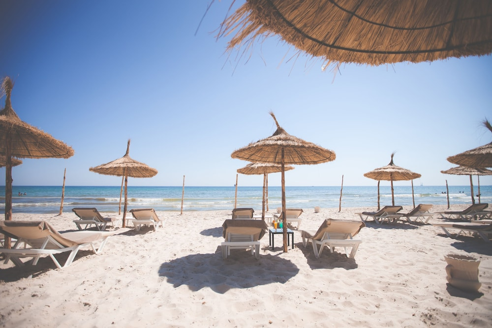 Beach, Sousse Palace Hotel & Spa