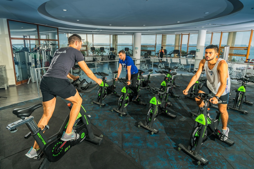 Fitness Facility, Sousse Palace Hotel & Spa
