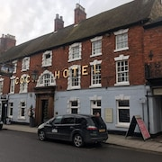 Cock Hotel Stony Stratford by Greene King Inns