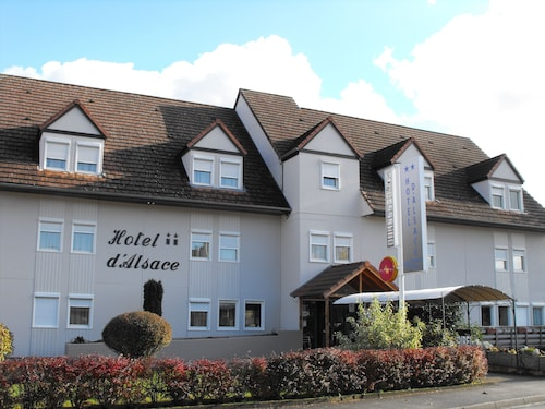 Hotel D'Alsace